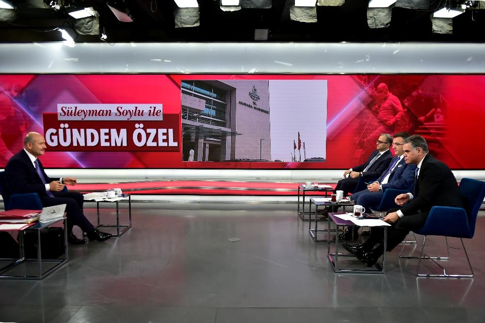 """""""2015, 2016, 2017, 2018, 2019 ve 2020 yıları arasında bu meseleye mensup 5 bin kişiyi gözaltına aldık"""""""