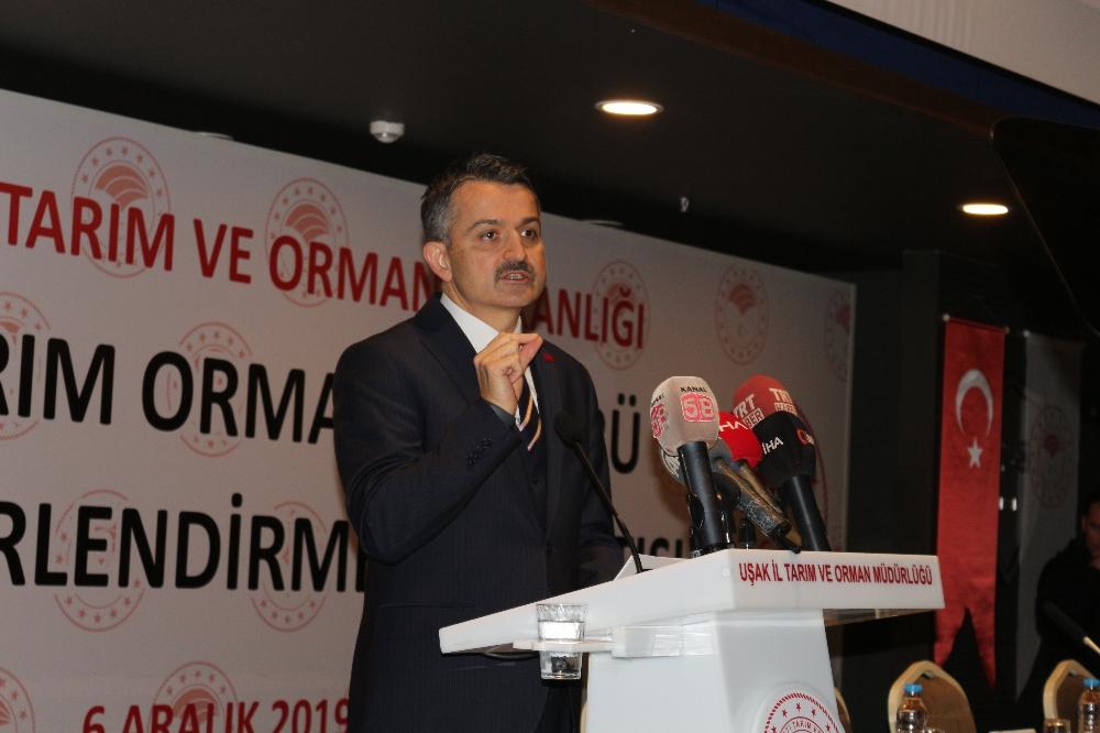 """""""2020 Yılı Bütçesinin 54,5İ Tarımsal Desteklere Ayrıldı"""""""
