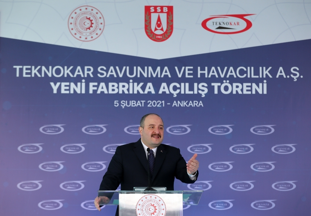 """""""2021 yılının Türkiye-Avrupa Birliği ilişkilerinde güvenin tazelendiği bir yıl olmasını temenni ediyoruz"""""""