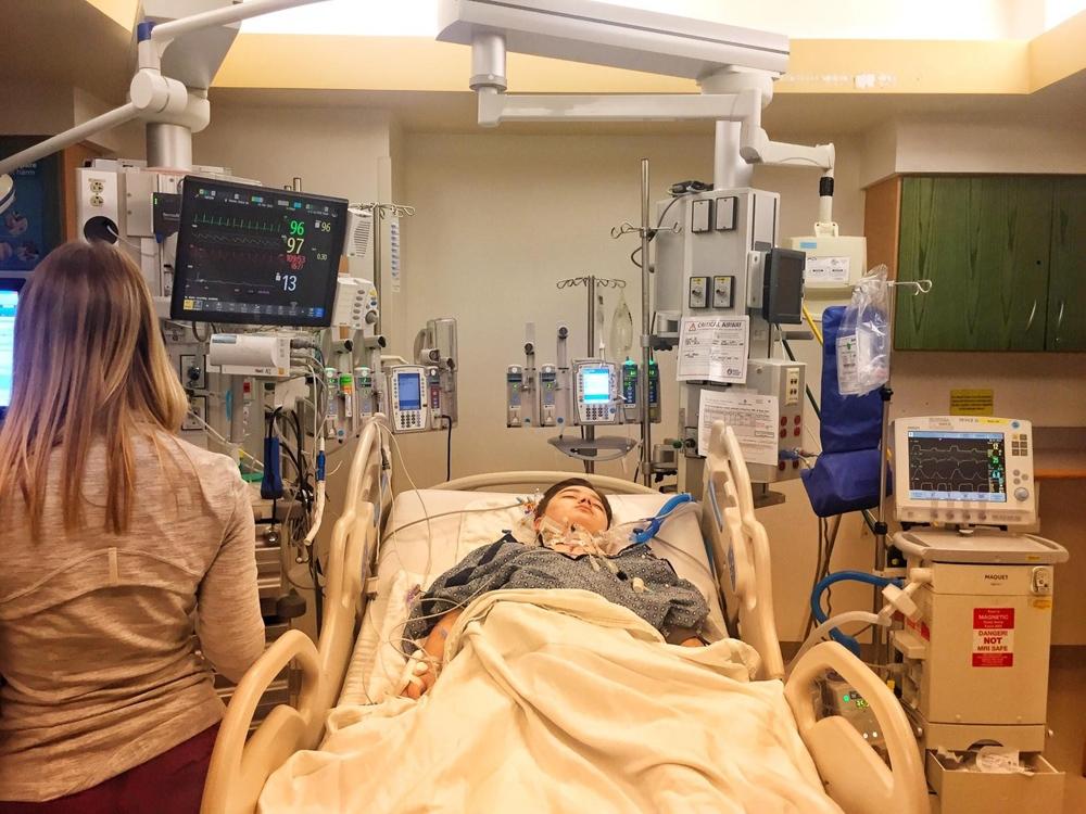 300'ün üzerinde ameliyat geçiren Kayra'nın 48 saatlik son ameliyatı tamamlandı