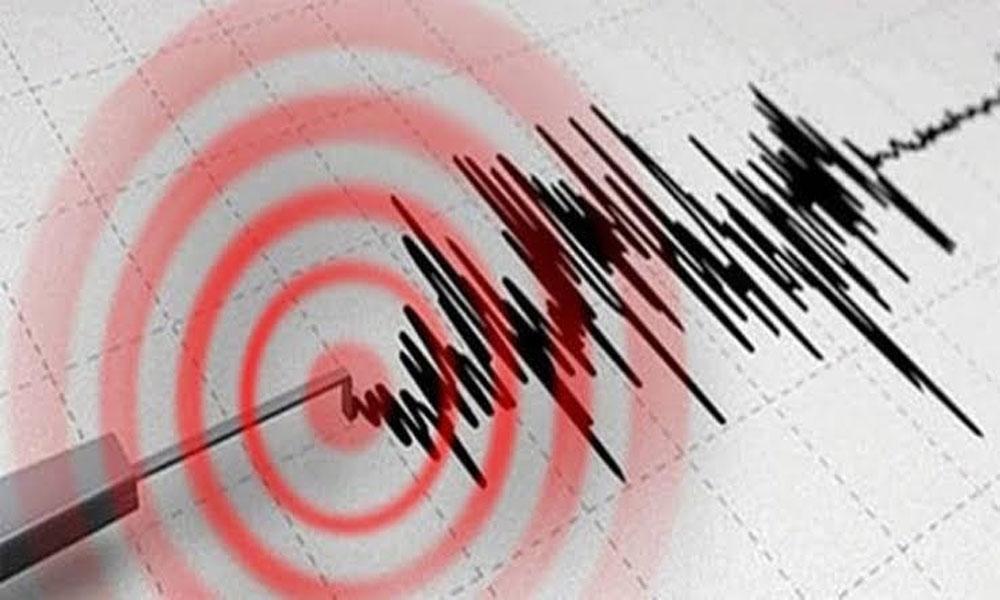 5,9'un ardından 24 artçı deprem meydana geldi