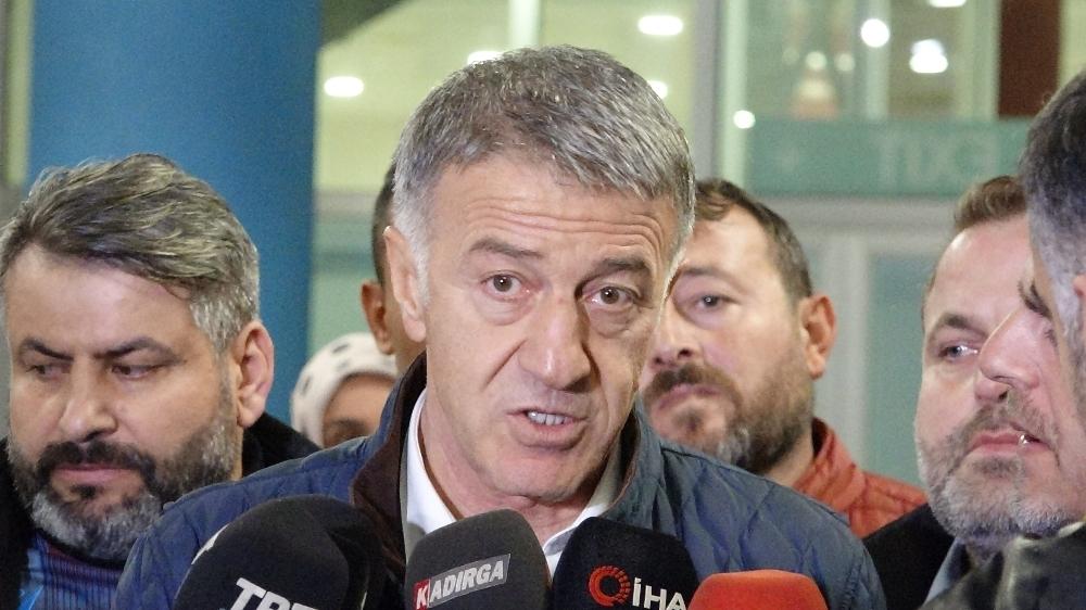 Ahmet Ağaoğlu: Takımımız Büyük Umut Vaat Ediyor