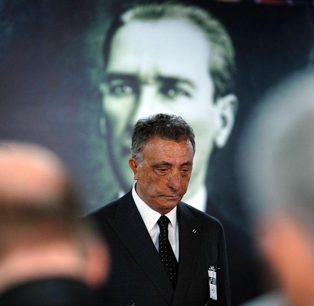 Ahmet Nur Çebi: Tff, Transfer Yapamayacağımızı Söyledi