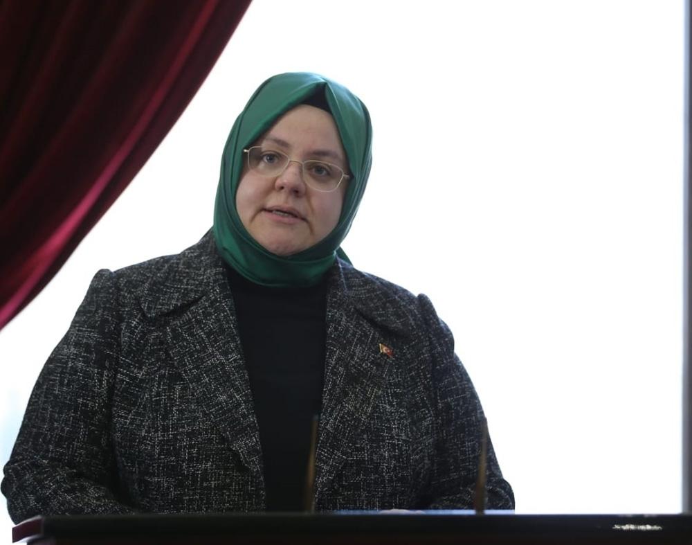 Aile Bakanı Selçuk: