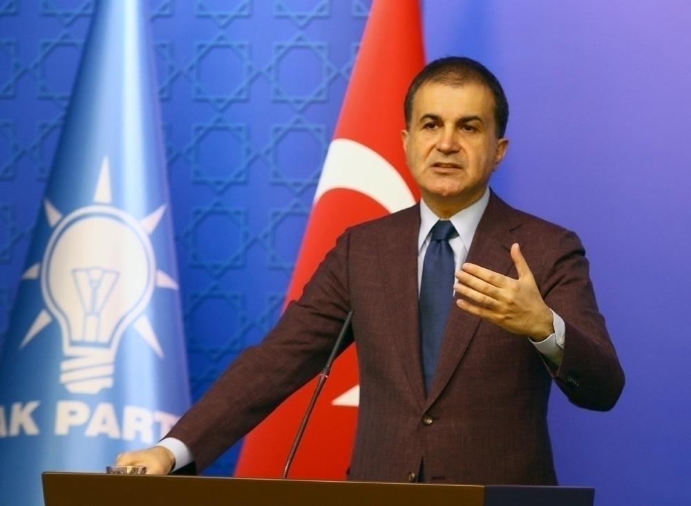 AK Parti Sözcüsü Çelik'ten Adil Öksüz Açıklaması