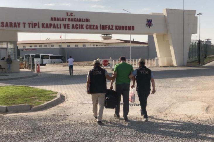 Aksaray'da FETÖ/PDY ve DEAŞ operasyonu: 2 tutuklama