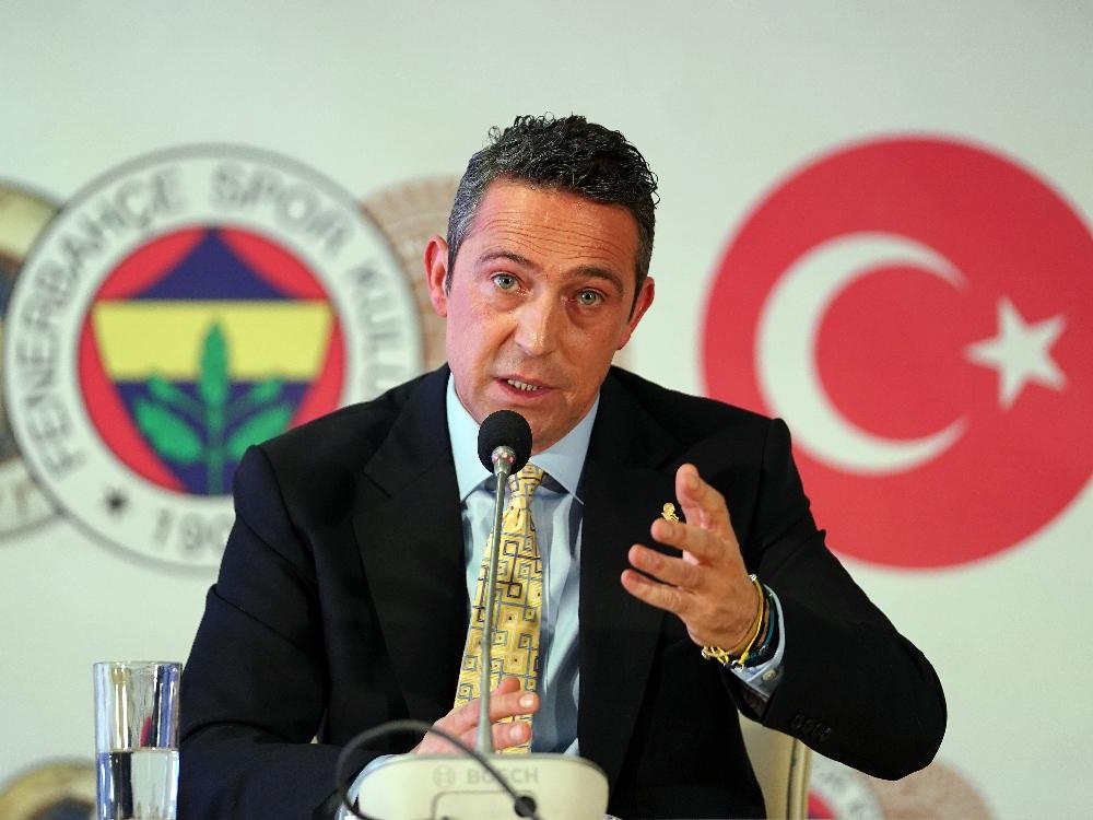 """Ali Koç: """"Bizim için kum saati dolmak üzere"""""""