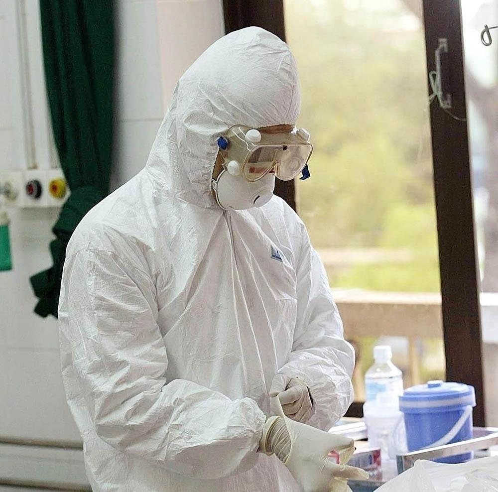 Almanya'da korona virüsü vaka sayısı bini geçti