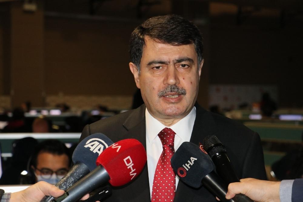 """Ankara Valisi Şahin """"Vefa Sosyal Destek Grup"""" çalışmaları hakkında bilgiler verdi"""