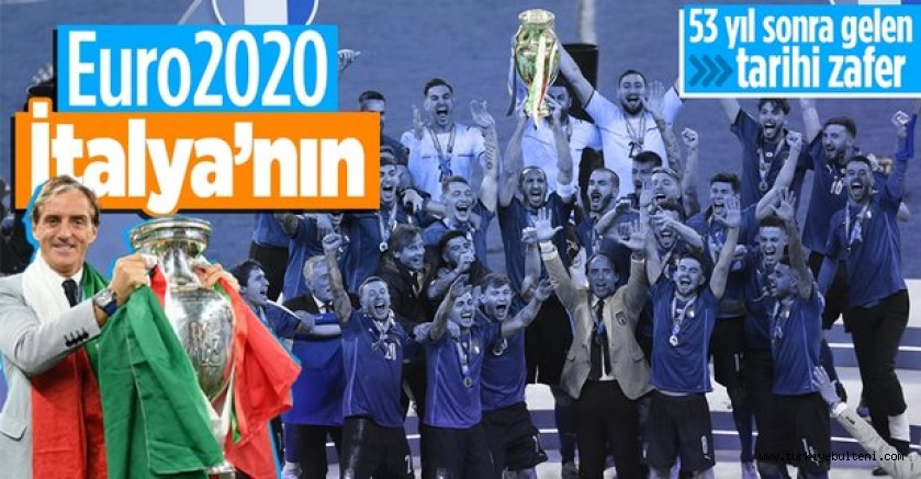 Avrupa şampiyonu belli oldu