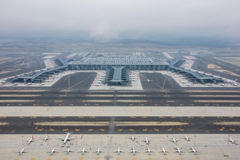 Avrupa'da Kasım ayının zirvesinde İstanbul Havalimanı yer aldı