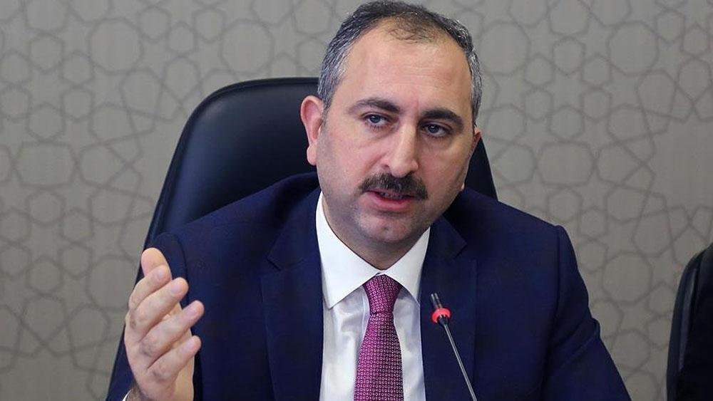 Bakan Gül'den 2. Yargı Paketi'ne ilişkin açıklama