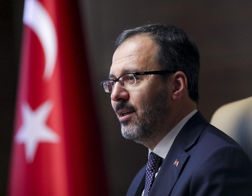 Bakan Kasapoğlu'ndan Bursaspor taraftarlarına geçmiş olsun telefonu