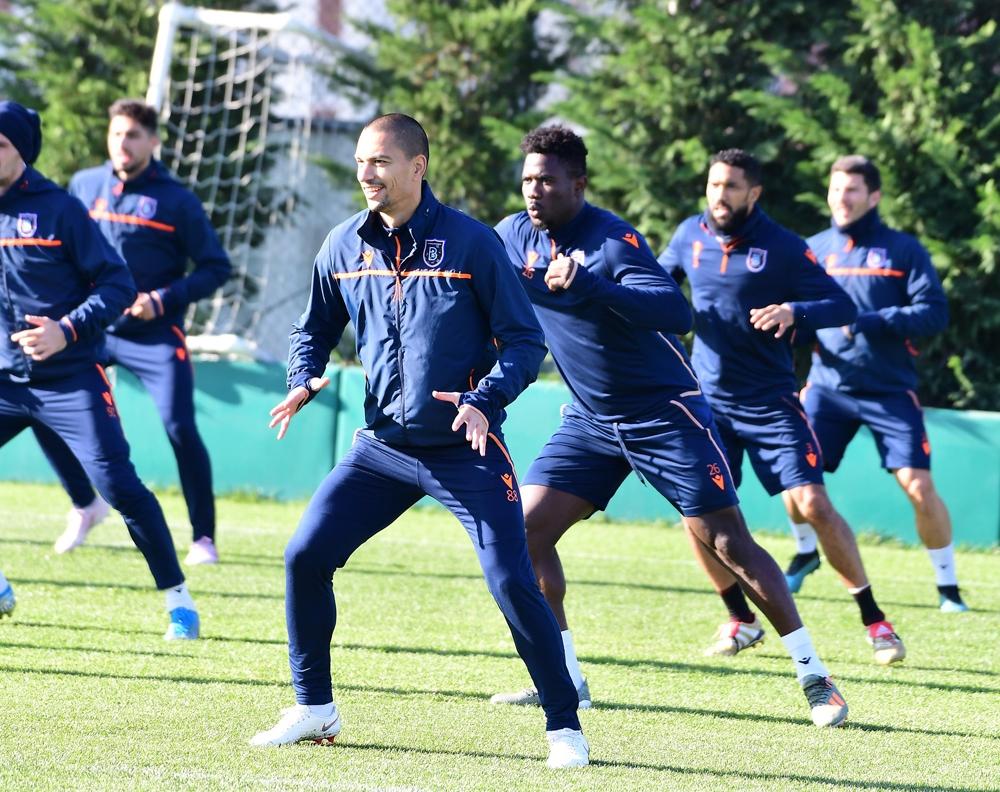 Başakşehir, Denizlispor Maçının Hazırlıklarını Tamamladı