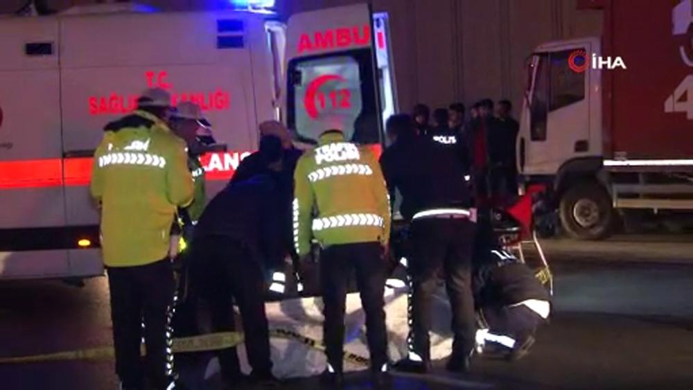 Beşiktaş'taki scooter kazasına tutuklama istemi