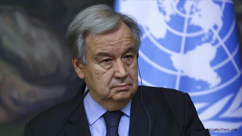 BM Genel Sekreteri Guterres'ten Gine'deki darbeye kınama