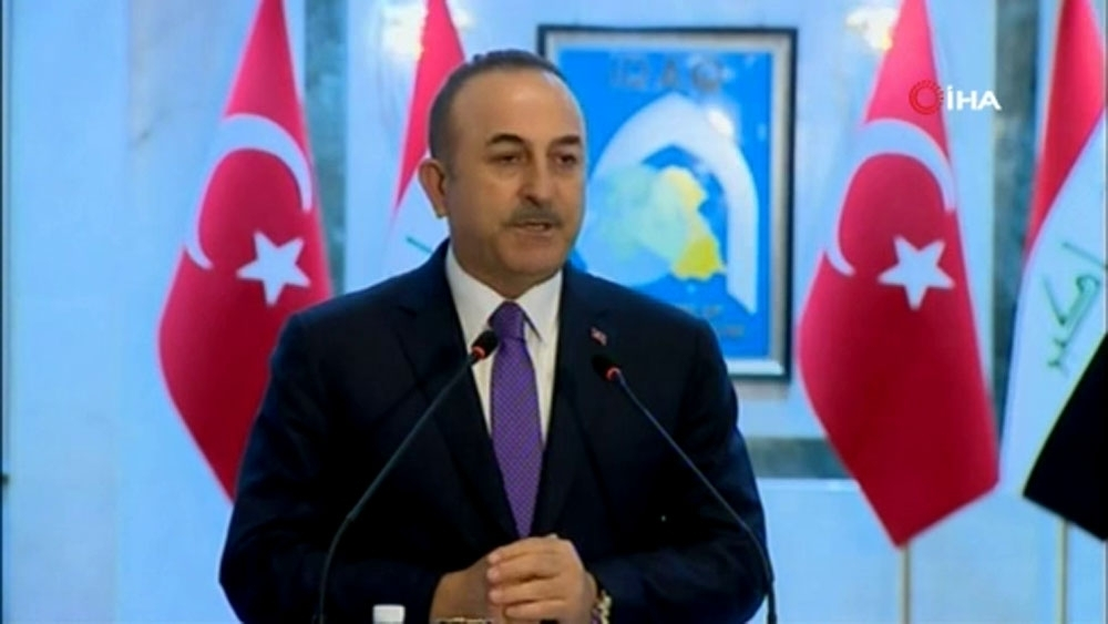 Çavuşoğlu'ndan Belçika'nın PKK kararına sert tepki