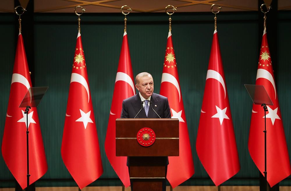 Cumhurbaşkanı Erdoğan 'D-8 Zirve Toplantısı'na katılacak
