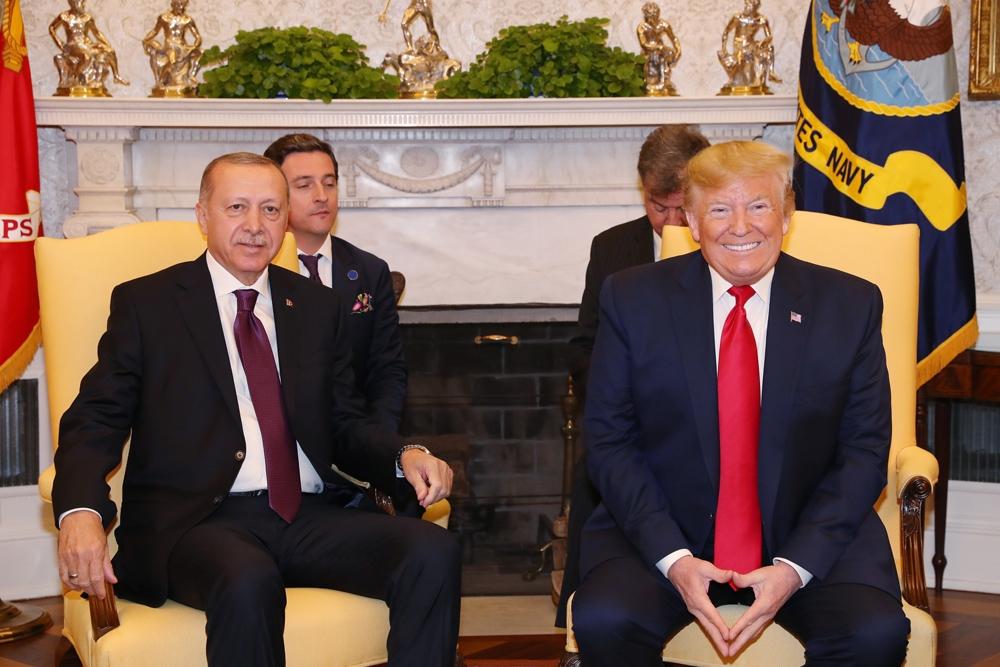 Cumhurbaşkanı Erdoğan: Kürt Diye Kast Ettiğiniz Ypg-Pyd Terör Örgütüdür
