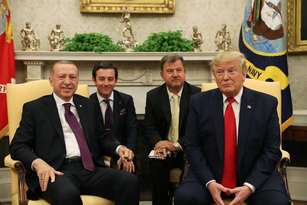 """Cumhurbaşkanı Erdoğan: """"Sizin Kürt Diye Zikrettiğiniz Ypg/pyd, Bunlar Terör Örgütü"""""""
