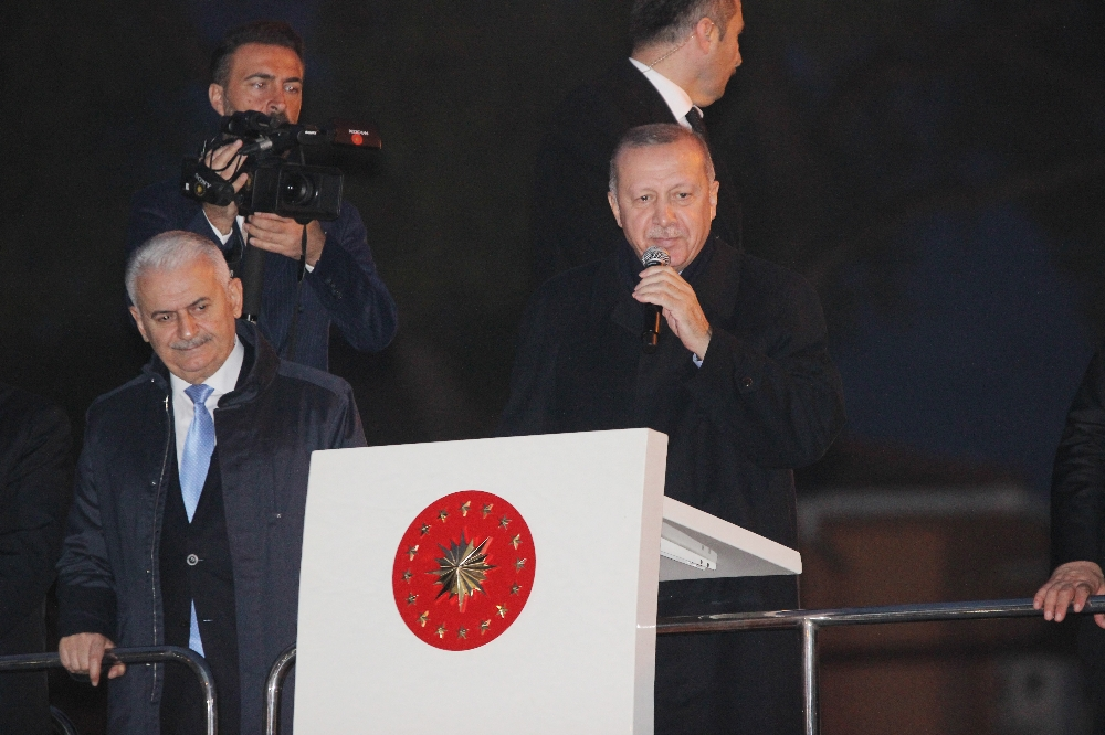 Cumhurbaşkanı Erdoğandan Bayındıra Müjde