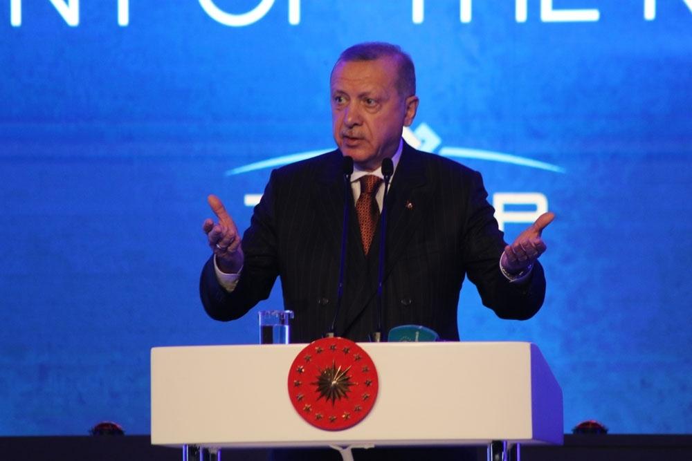Cumhurbaşkanı Erdoğandan Down Sendromlu Sporculara Tebrik Mesajı