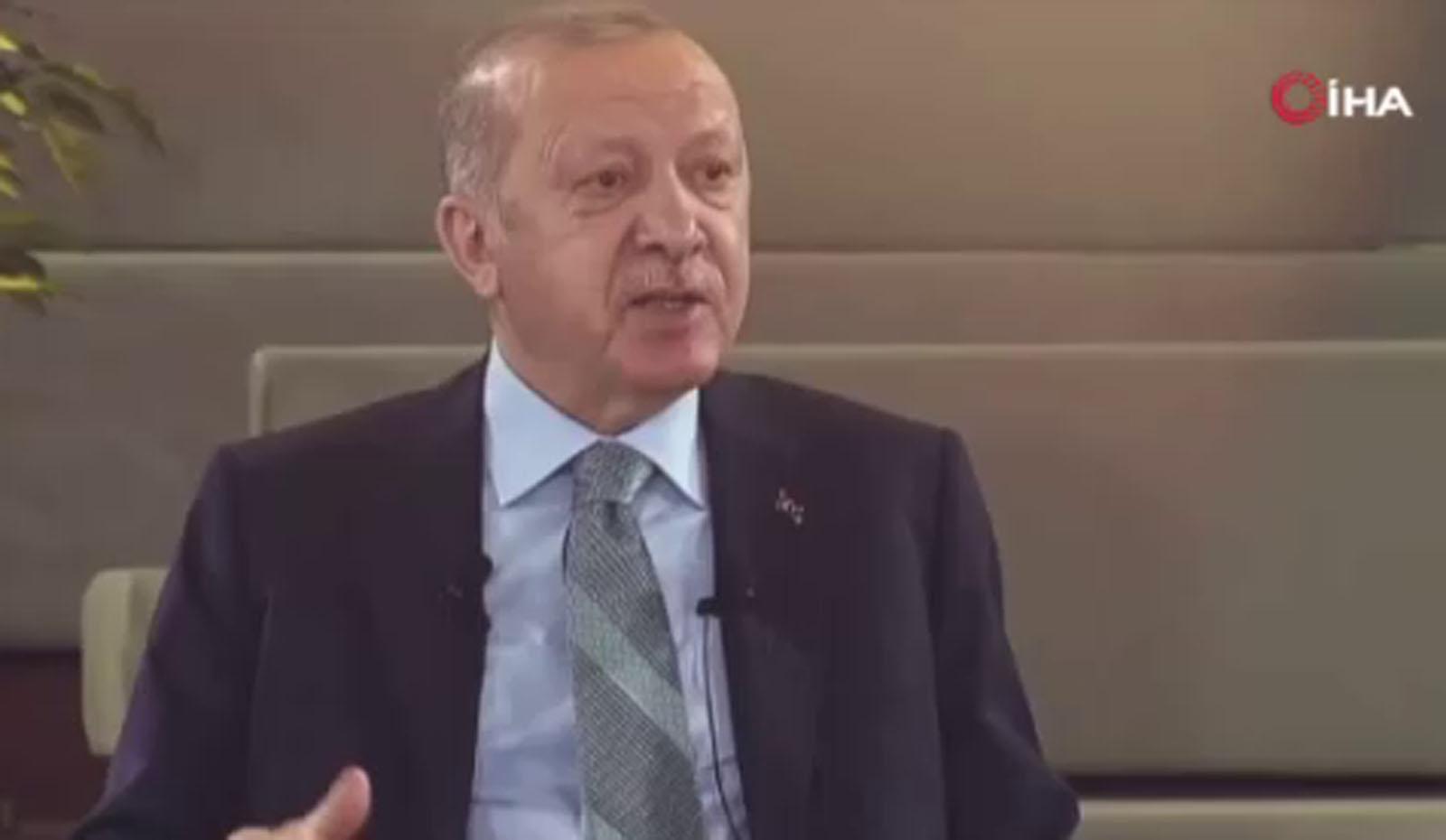 Cumhurbaşkanı Erdoğandan Kanal İstanbul Açıklaması