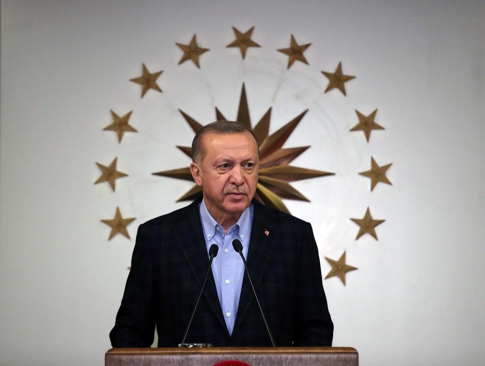 Cumhurbaşkanı Erdoğan'dan Prof. Dr. Taşçıoğlu için baş sağlığı mesajı