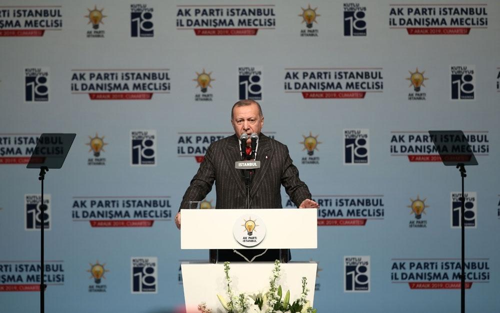 Cumhurbaşkanı Erdoğandan Şehir Üniversitesi Açıklaması
