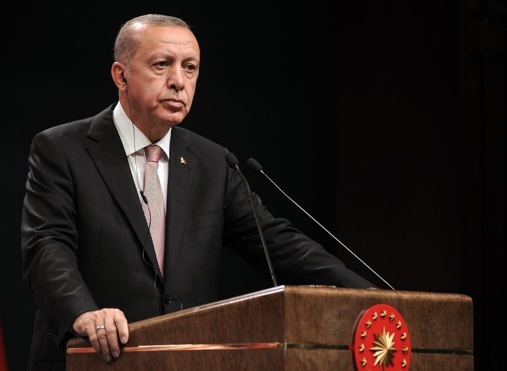 Cumhurbaşkanı Erdoğandan 'Yıldız Kenter Paylaşımı