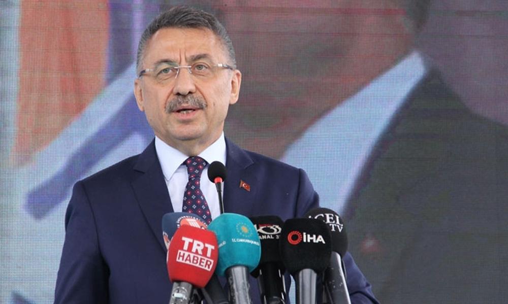 Cumhurbaşkanı Yardımcısı Oktay, yurt dışındaki öğrencilere ilişkin açıklama