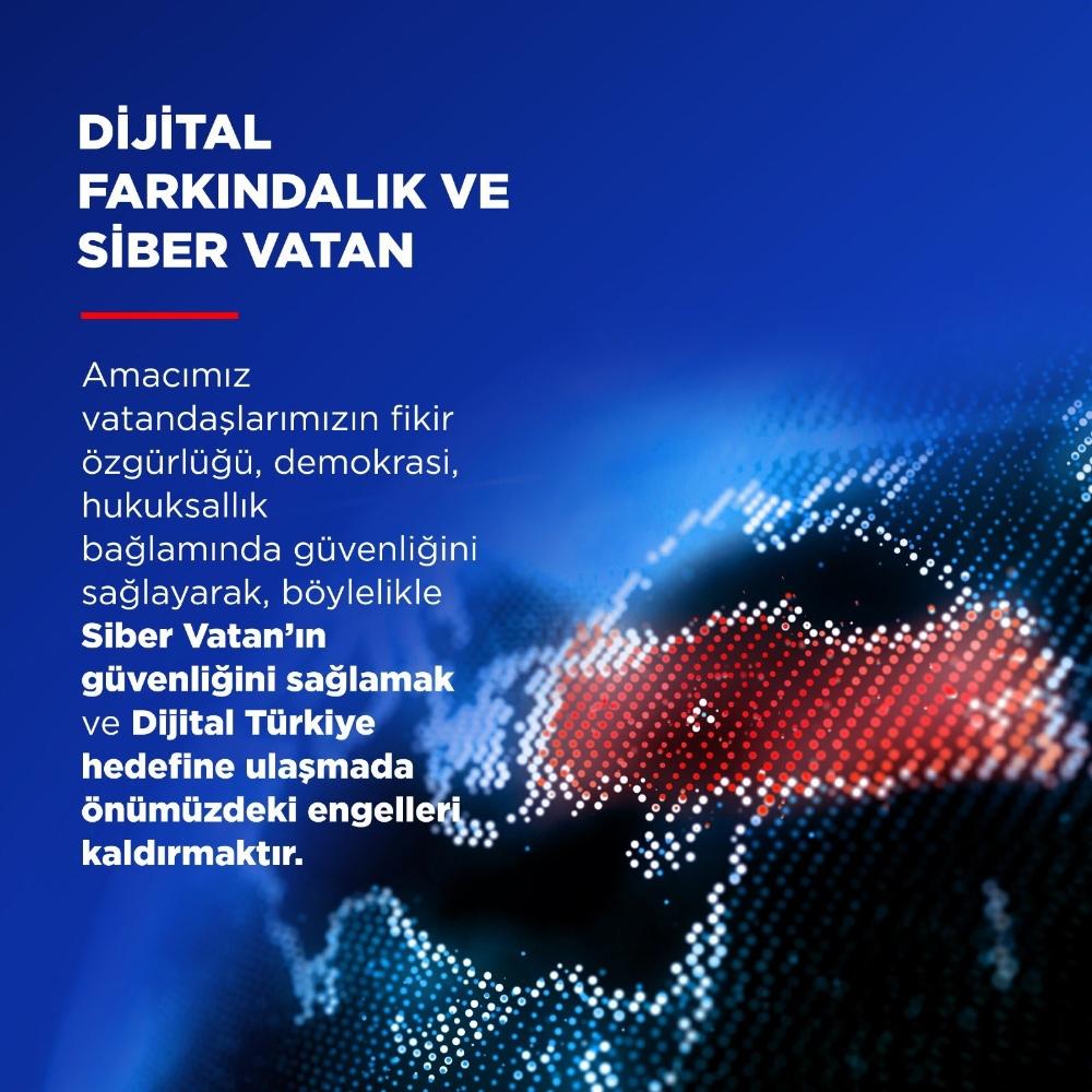 Cumhurbaşkanı Yardımcısı Oktay'dan 'dijital farkındalık' paylaşımı