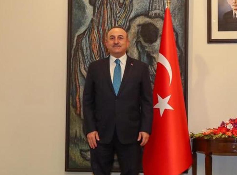 Dışişleri Bakanı Çavuşoğlu, Azerbaycan Dışişleri Bakanı Bayramov ile görüştü