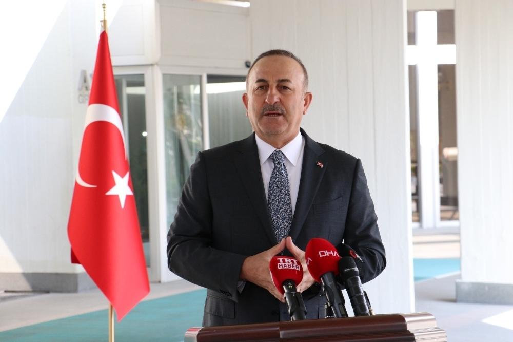 """Dışişleri Bakanı Çavuşoğlu: """"Keşmirli kardeşlerimizin arkasındayız"""""""