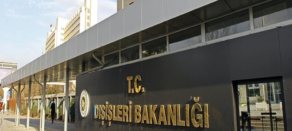 """Dışişleri Bakanlığı: """"EOKA, bizim ve Kıbrıs Türk kardeşlerimizin gözünde bir terör örgütüdür"""""""