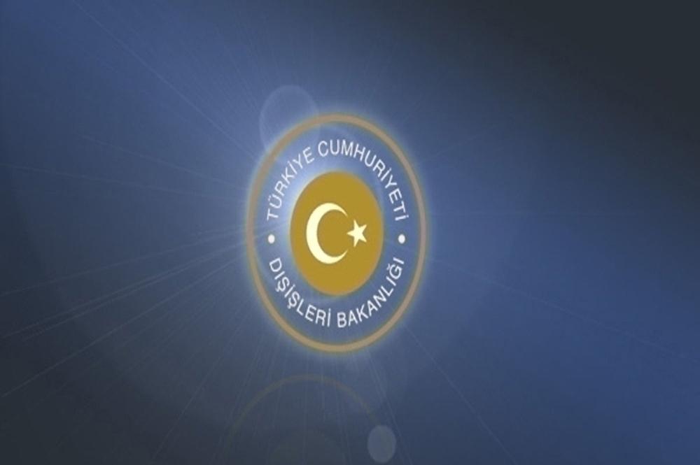 Dışişleri'nden Avrupa Birliği'ne TPAO tepkisi