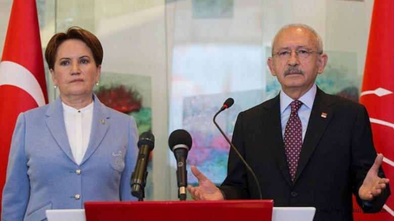 Dokunulmazlığın kaldırılmasına CHP 'hayır' İYİ Parti 'evet' diyor