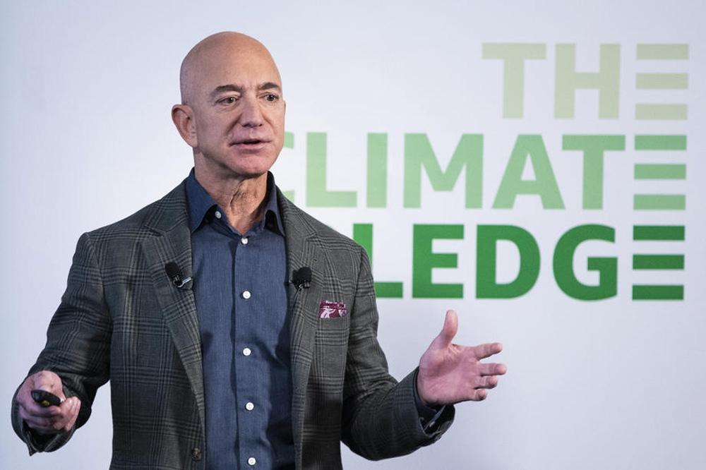 Dünyanın en zengin ismi iklim değişikliğiyle mücadeleye 10 milyar dolar bağışlıyor