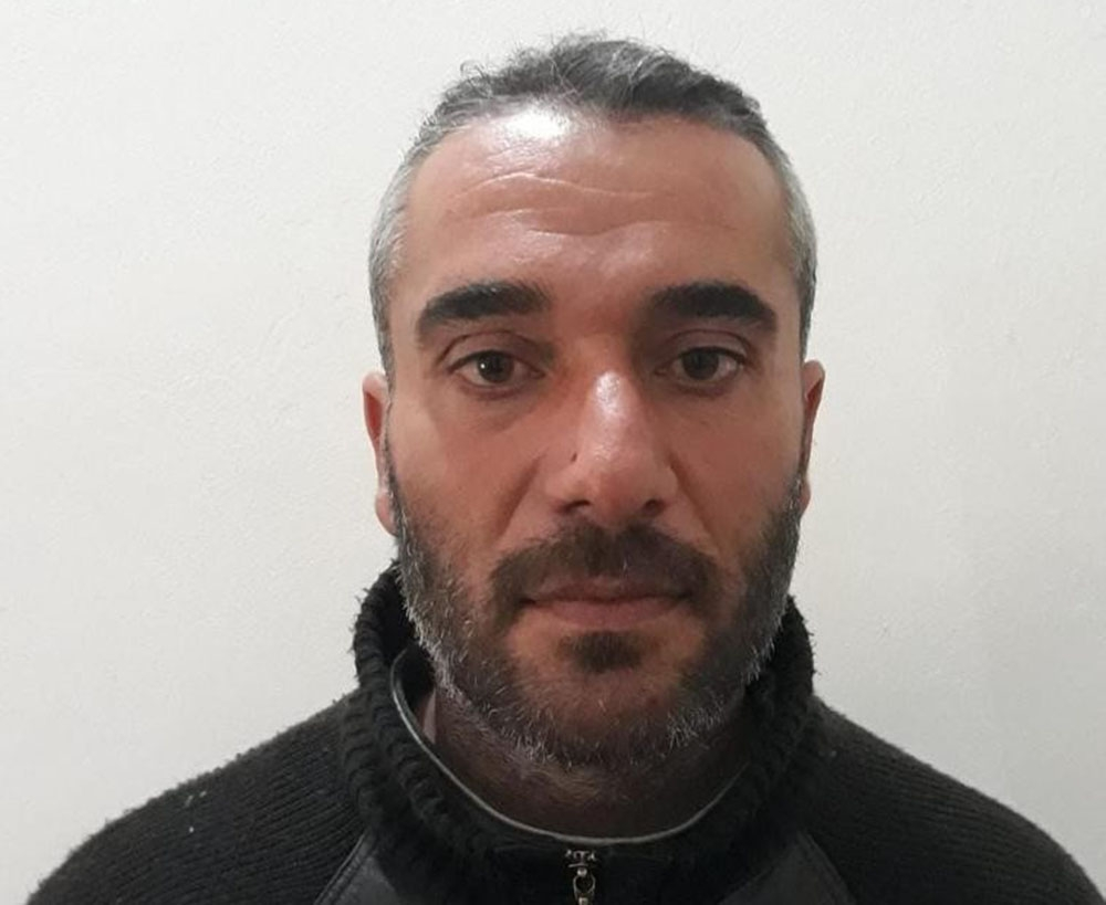 Elbab'ta 1 terörist yakalandı