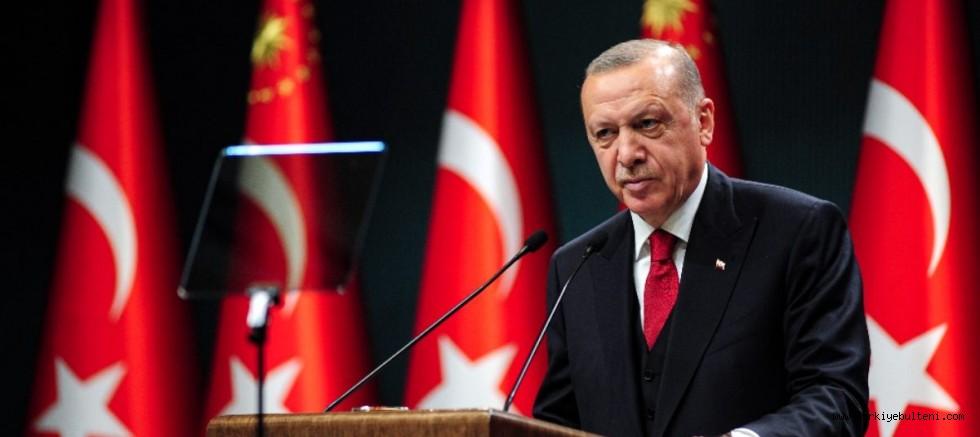 Erdoğan: Diyanet üzerinden spekülatif olaylar beni üzüyor