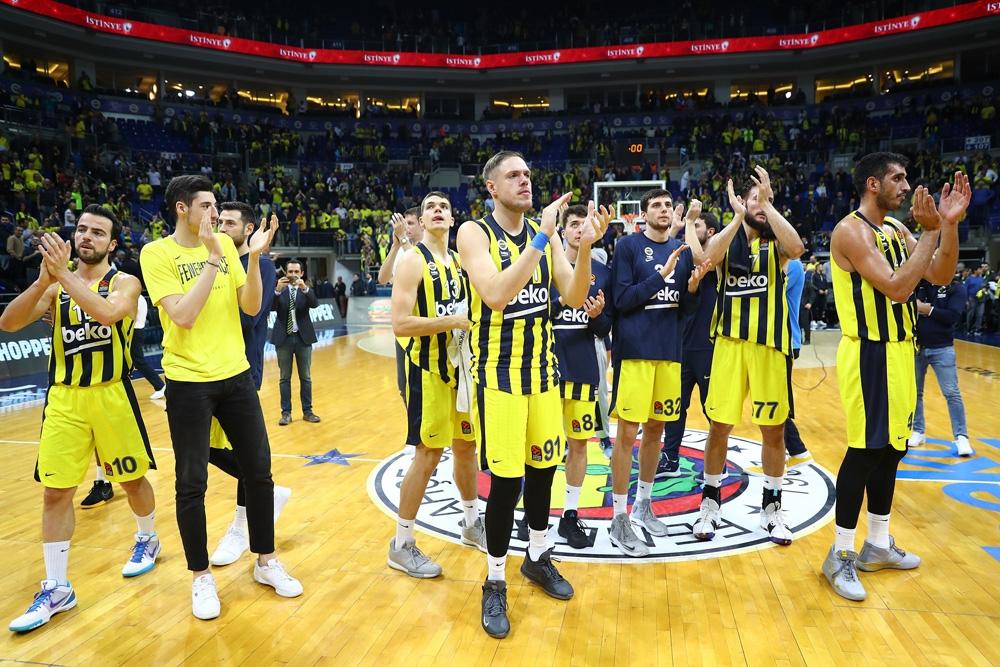 Fenerbahçe Bekonun Konuğu Alba Berlin
