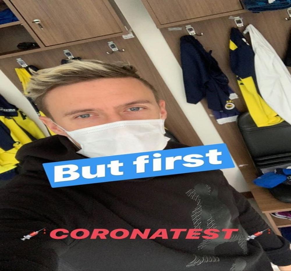 Fenerbahçe teste giriyor !