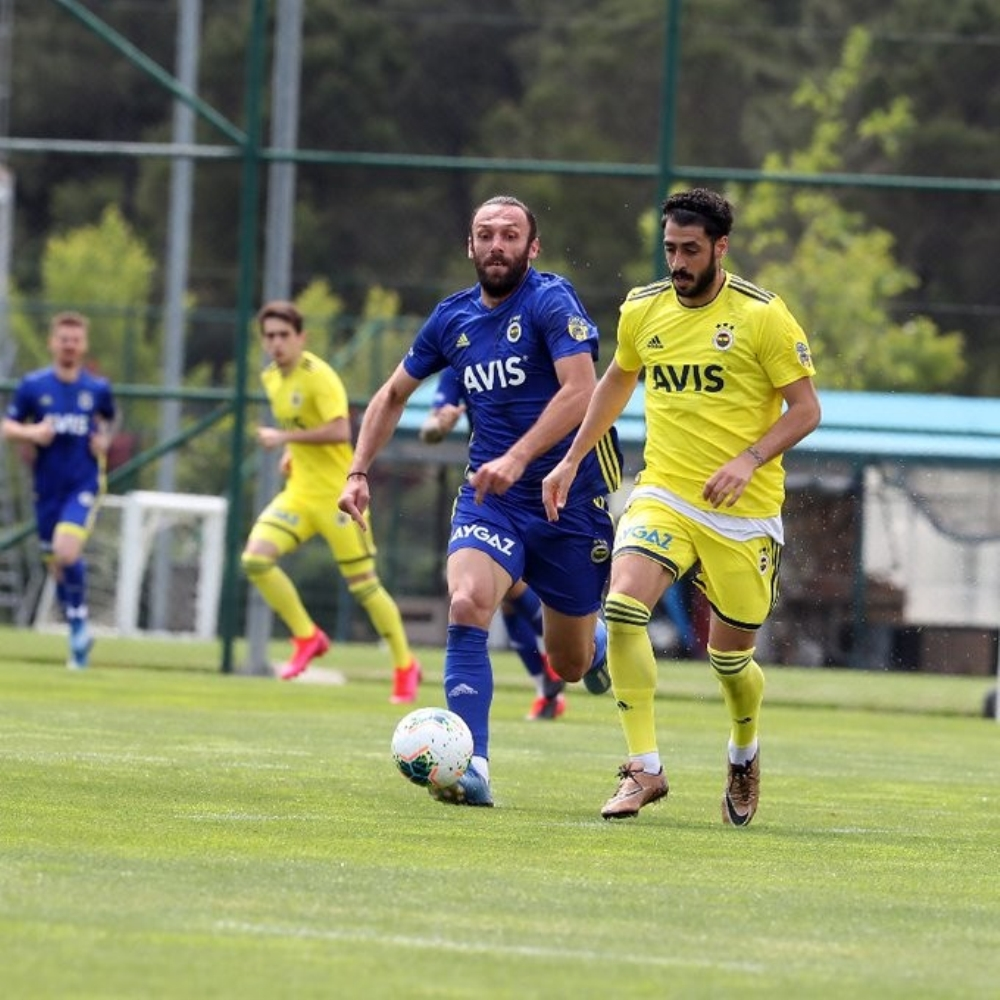 Fenerbahçe'de Riva kampı sona erdi