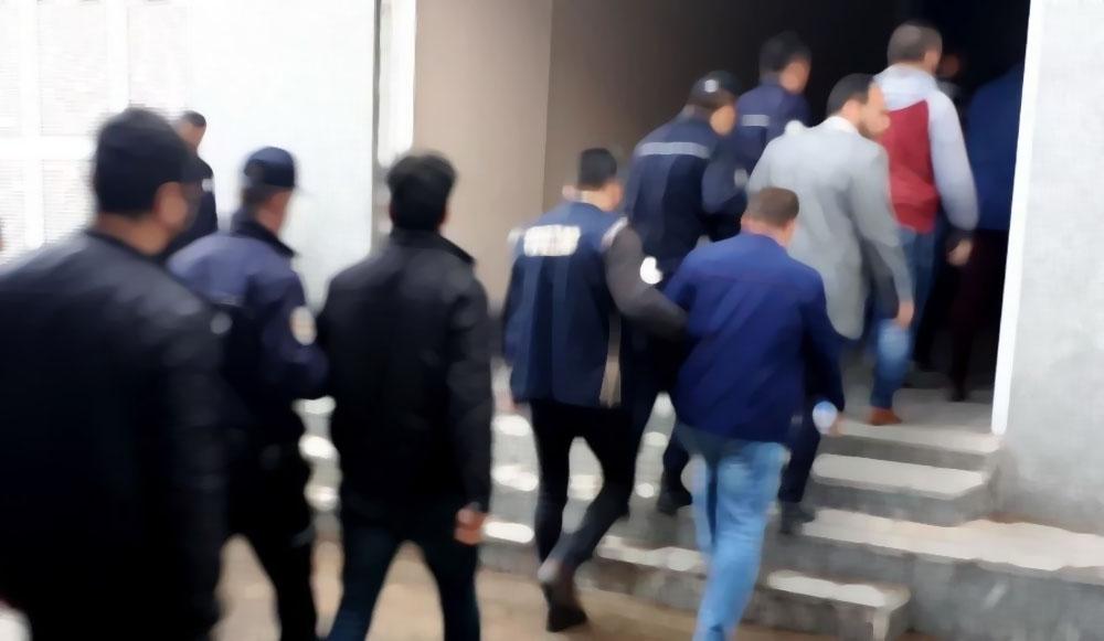 FETÖ'nün TSK yapılanmasına operasyon : 132 gözaltı kararı