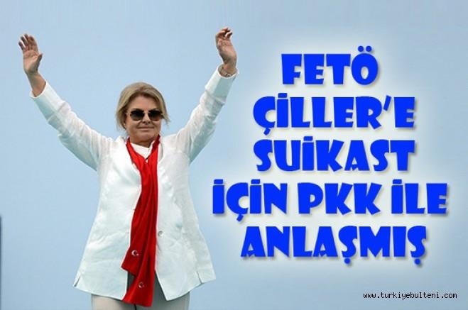 Fetullah Gülen haini Çiller'i öldürmesi için PKK ile anlaşmış