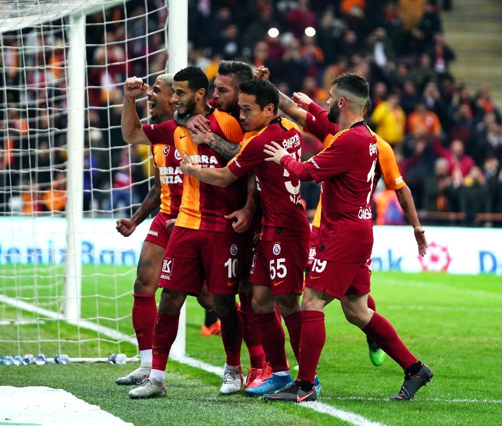 Galatasaray - Aytemiz Alanyaspor Karşılaşmasından Notlar