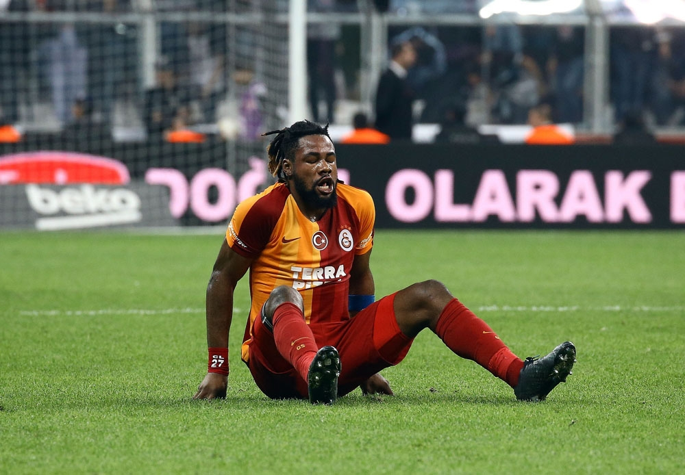 Galatasarayda Christian Luyindama Ameliyat Oldu
