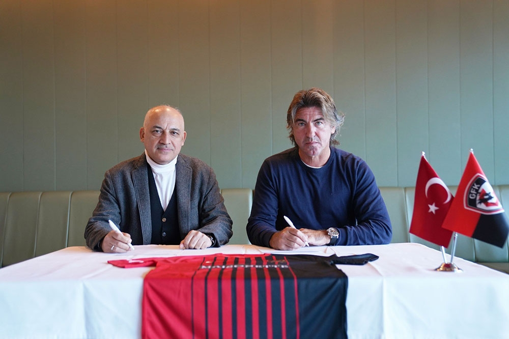 Gaziantep FK, Teknik Direktör Ricardo Sa Pinto ile anlaşmaya vardı