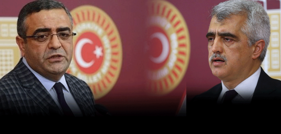 HDP, FETÖ'nün de kurtarıcısı olmuş! Gergerlioğlu ve Tanrıkulu itirafı