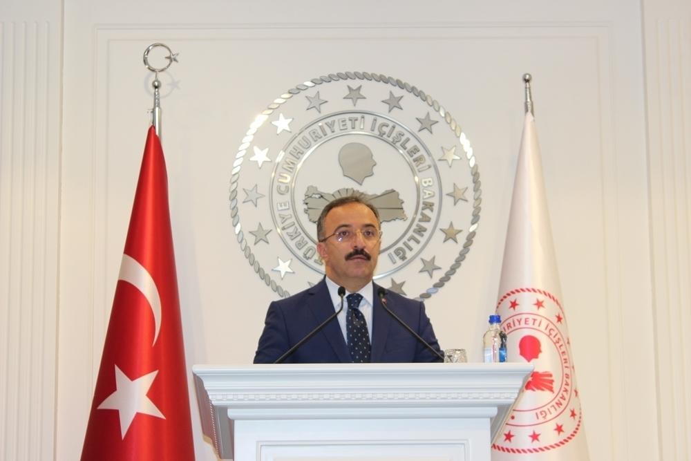 İçişleri Bakanlığı Sözcüsü İsmail Çataklı'dan Yunanistan'a tepki